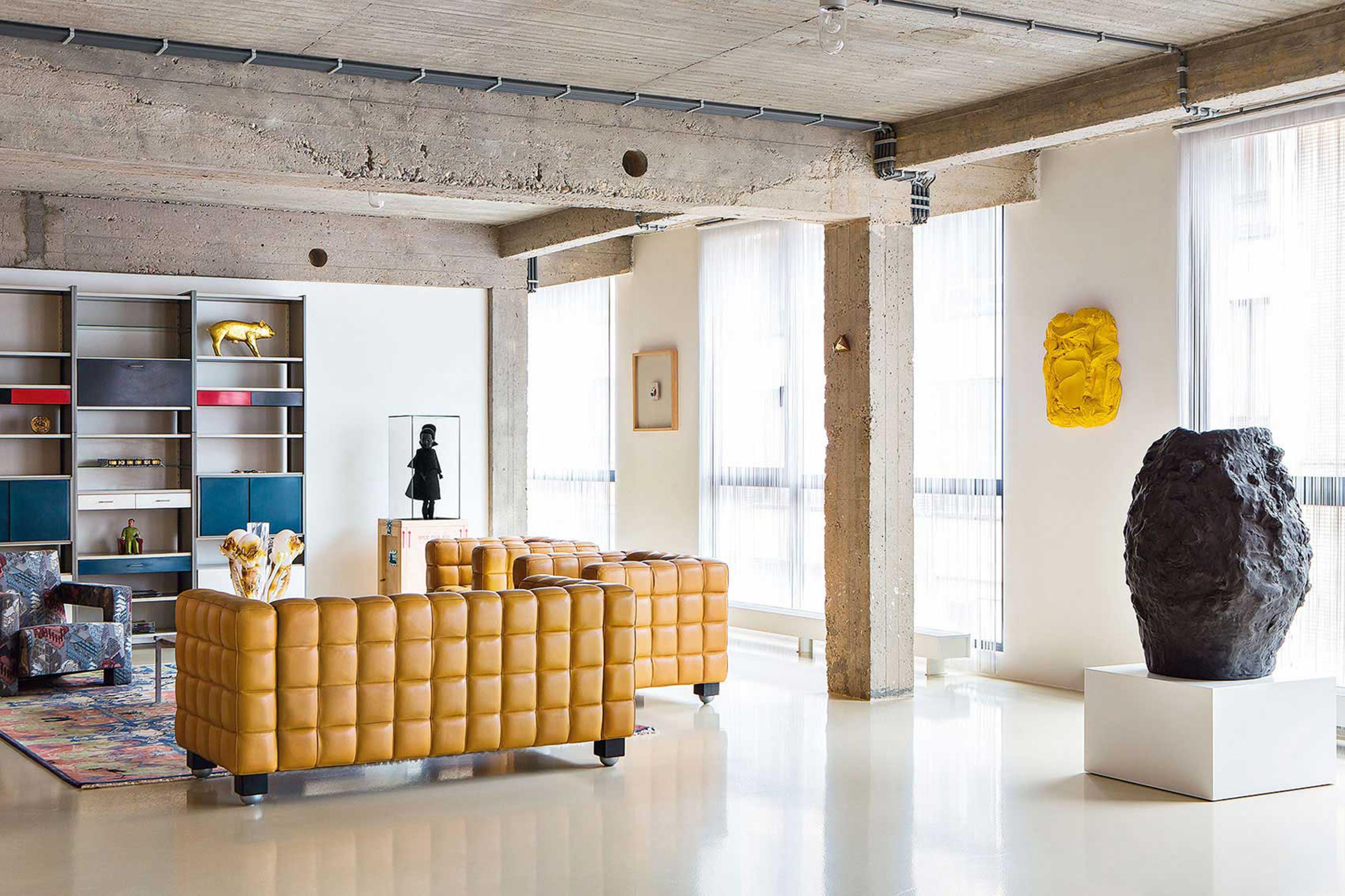 Studio Job 1st floor living photo Ricardo Labougle