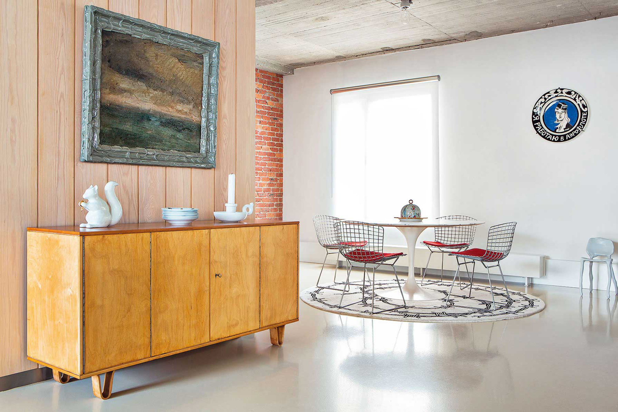 Studio Job 1st floor kitchen photo Ricardo Labougle