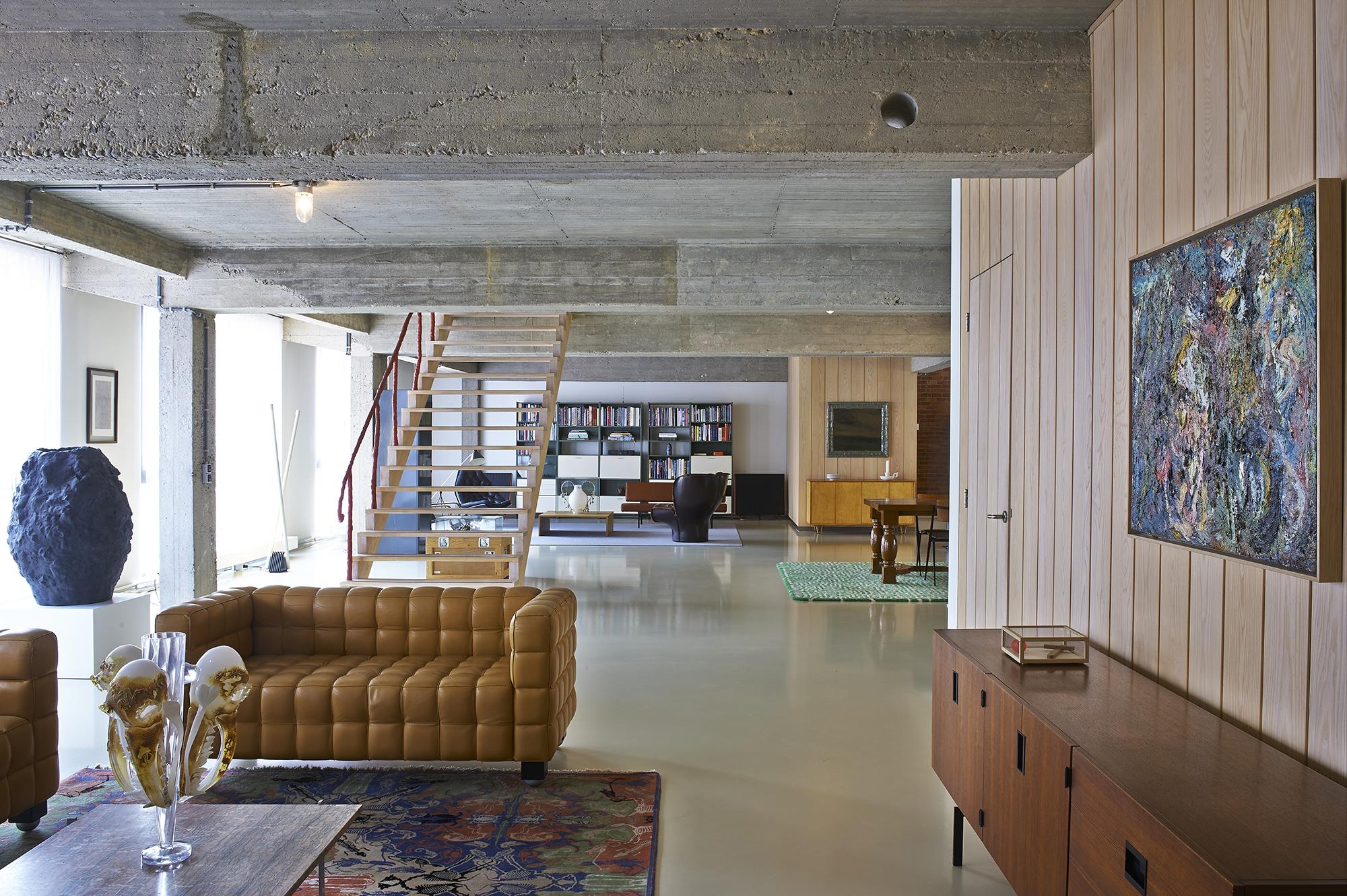 HH-Loft 1st floor living ph Dennis Brandsma 22713 0060