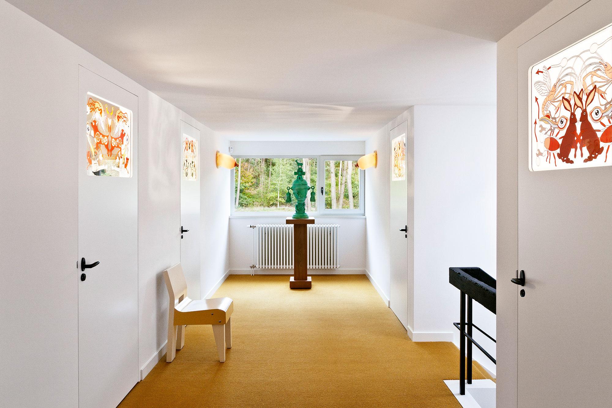 Studio-Job-House-floor1-corridor