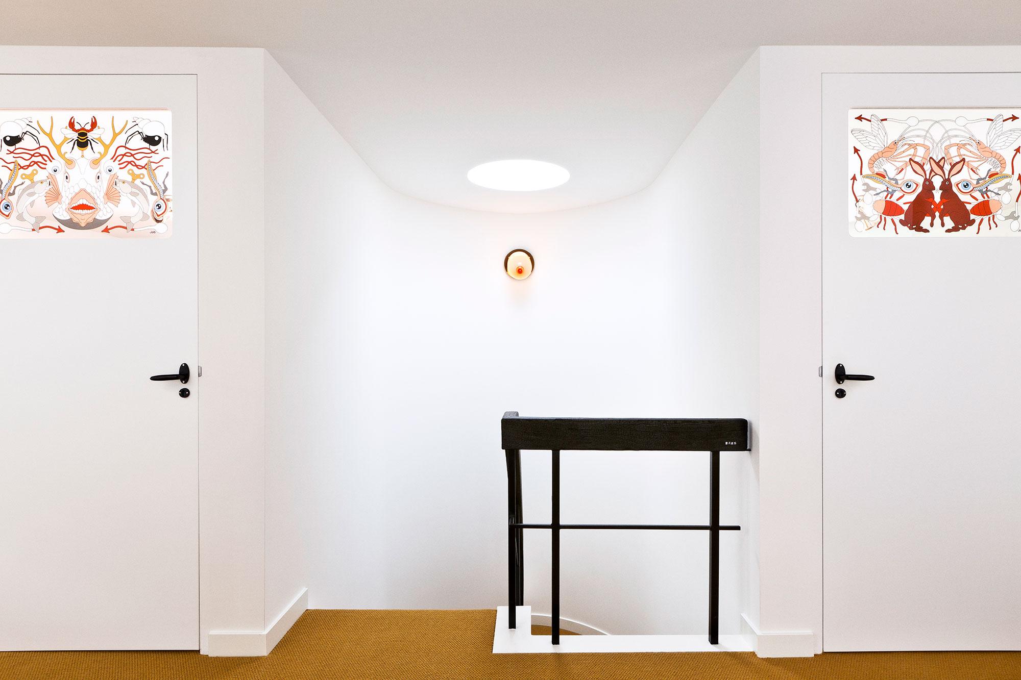 Studio-Job-House-floor1-corridor-detail