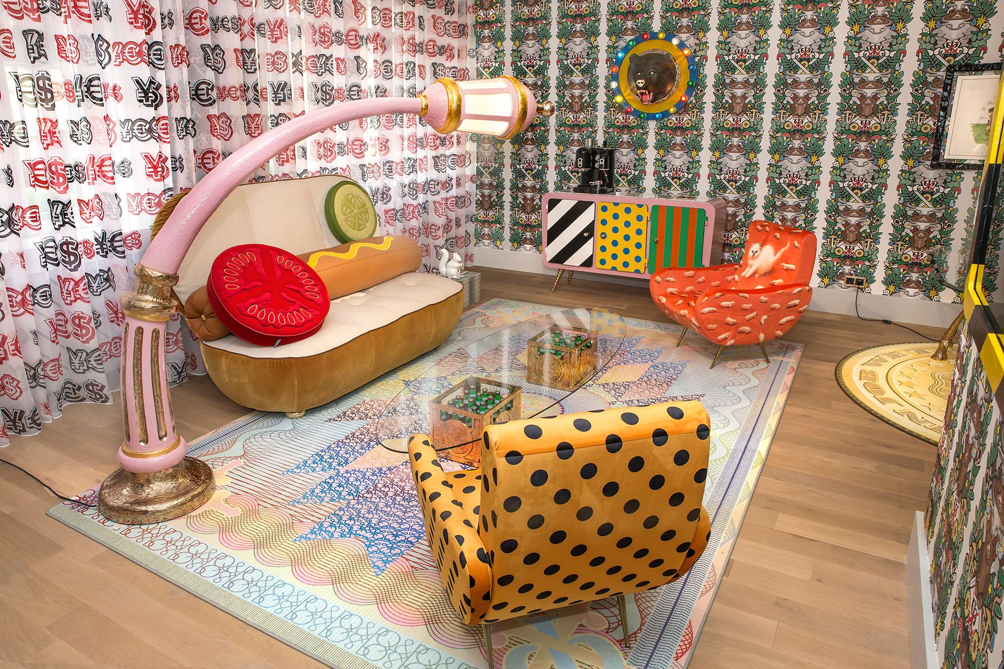 Studio Job Office Lounge Creutz & Partners 2