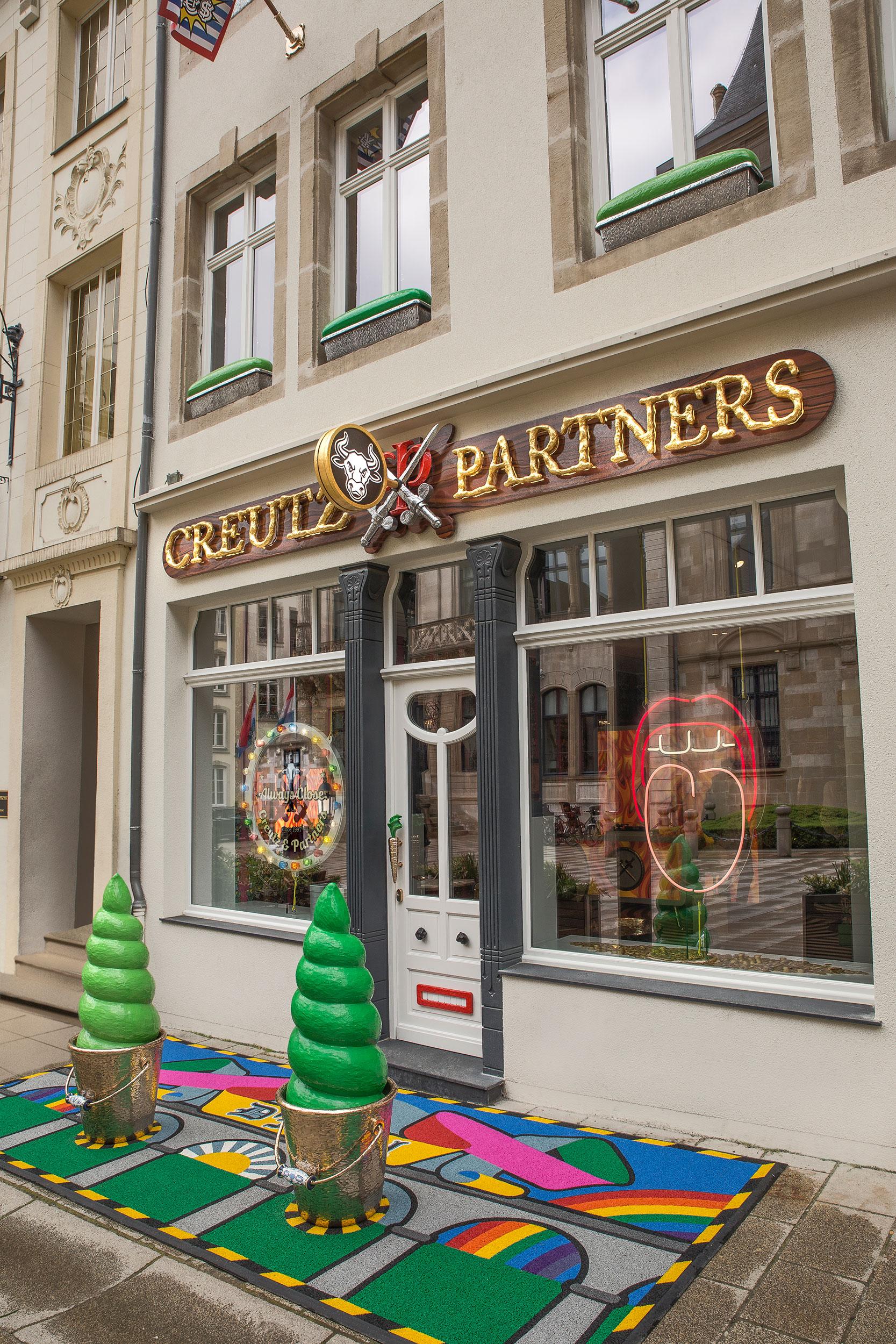 Studio Job Exterior Creutz & Partners