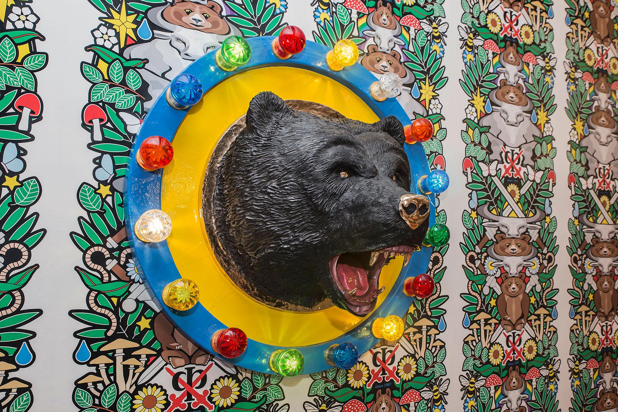 Studio Job Bear Sculpture Creutz & Partners