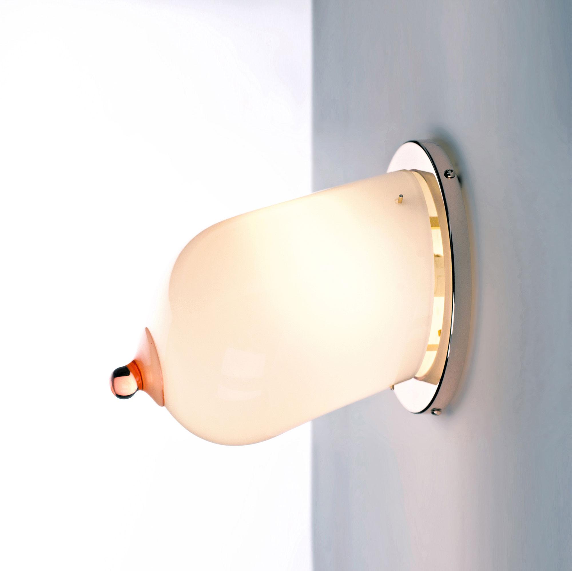 Studio-Job-Venini-Tit-lamp-wall