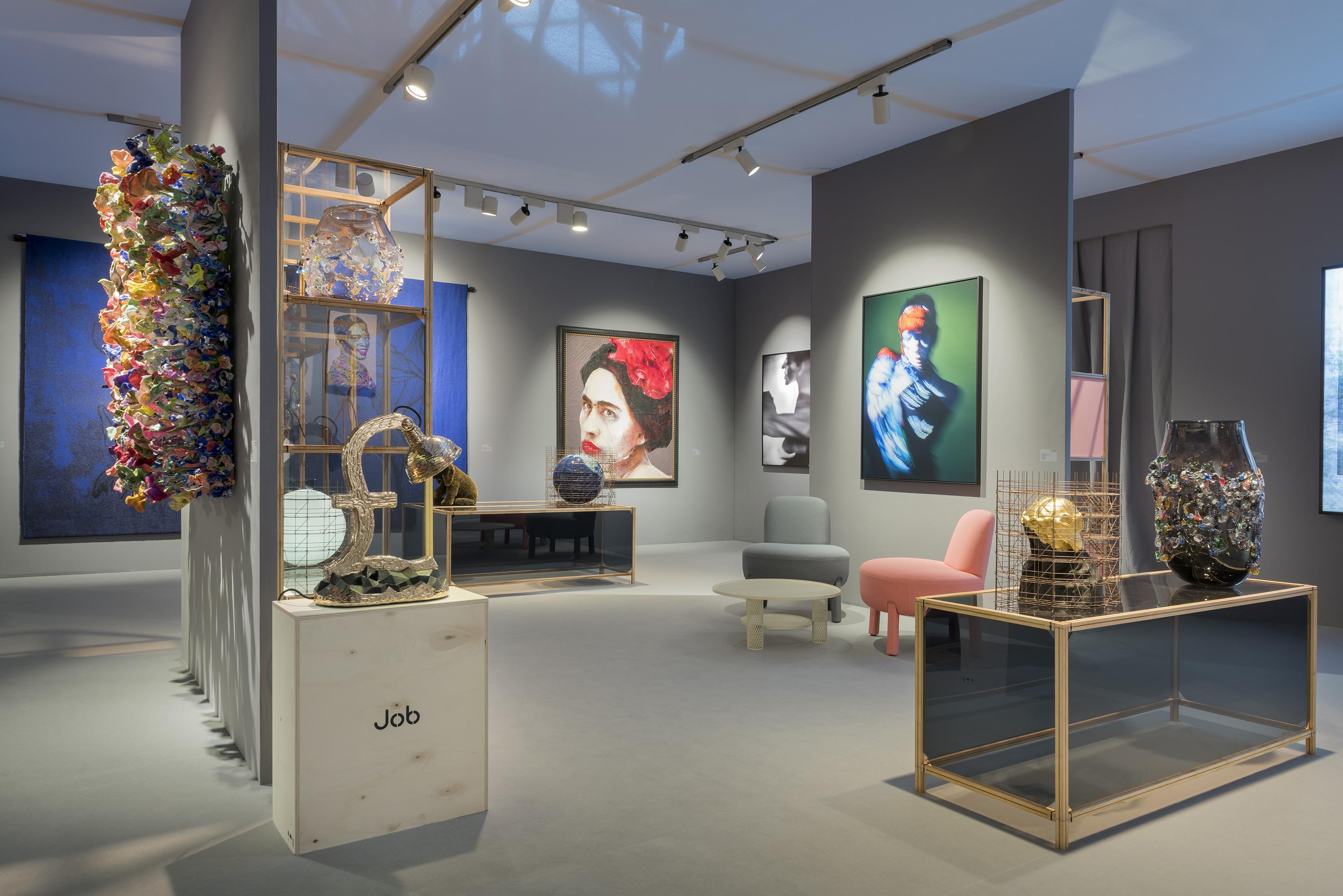 Rademakers Gallery Amsterdam, PAN Amsterdam, November 2018