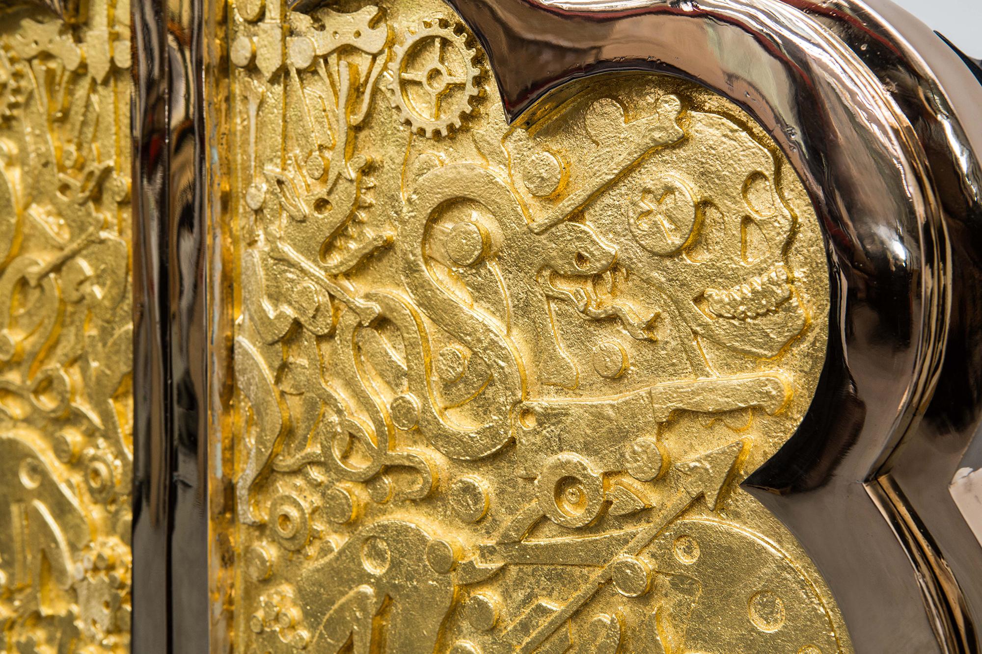 Studio Job Chartres detail