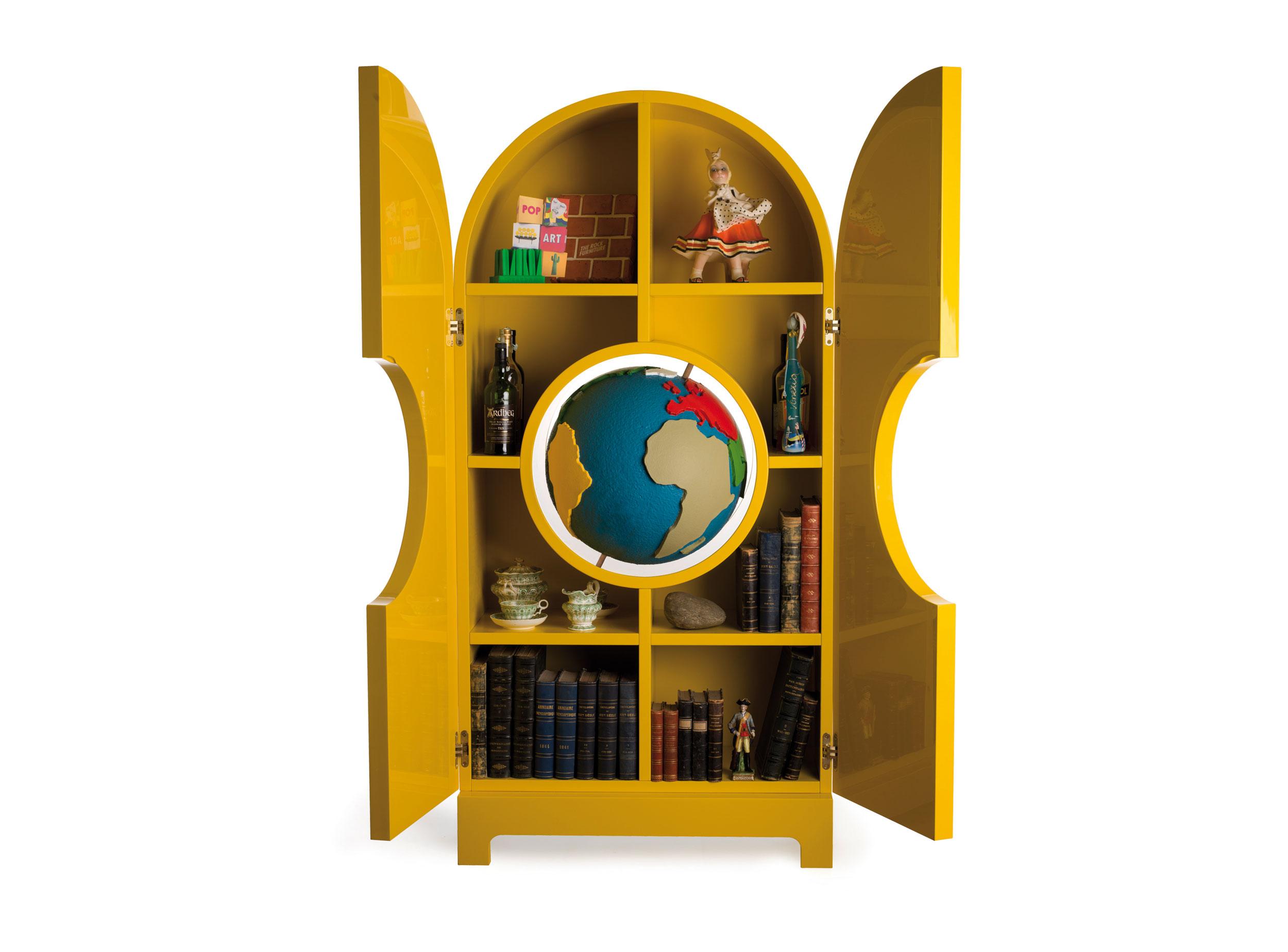 Studio-Job-Globe-Cabinet-Open-Y-Gufram-2